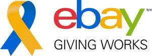 Our Store is hosted by eBay Giving Works
